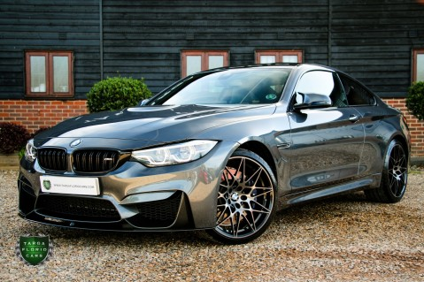 BMW 4 Series M4 COMPETITION 16