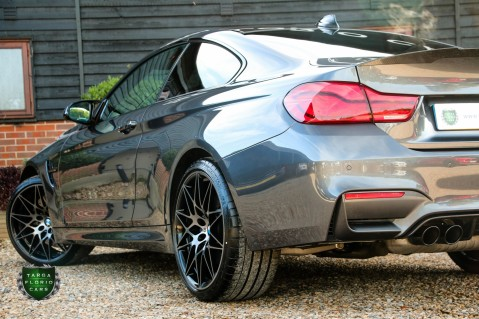BMW 4 Series M4 COMPETITION 22