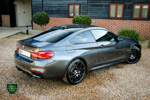 BMW 4 Series M4 COMPETITION 29