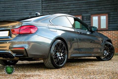 BMW 4 Series M4 COMPETITION 30