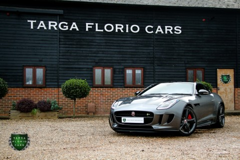 Jaguar F-Type R AWD 26