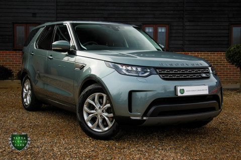 Land Rover Discovery SD4 SE 3