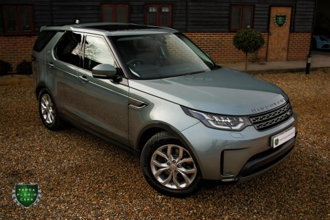 Land Rover Discovery SD4 SE 5