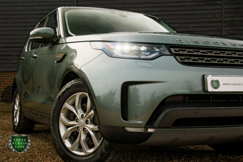 Land Rover Discovery SD4 SE 6