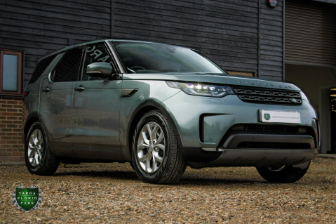 Land Rover Discovery SD4 SE 12