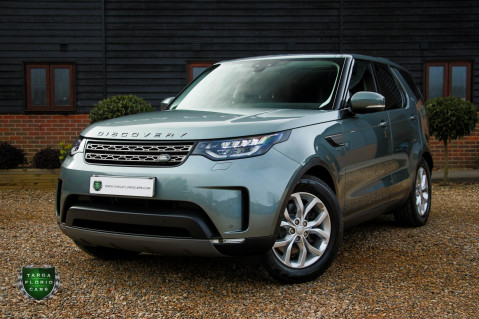 Land Rover Discovery SD4 SE 15