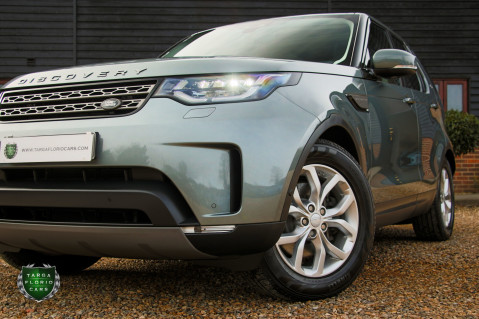 Land Rover Discovery SD4 SE 17