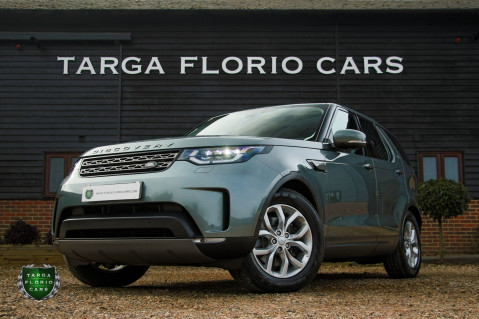 Land Rover Discovery SD4 SE 19