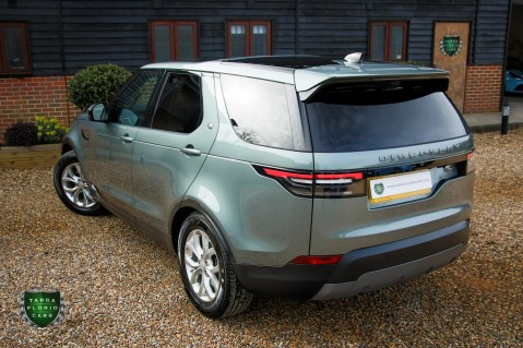 Land Rover Discovery SD4 SE 21