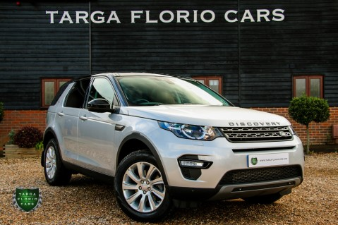 Land Rover Discovery Sport SD4 SE TECH 1