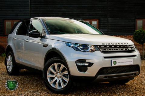Land Rover Discovery Sport SD4 SE TECH 12