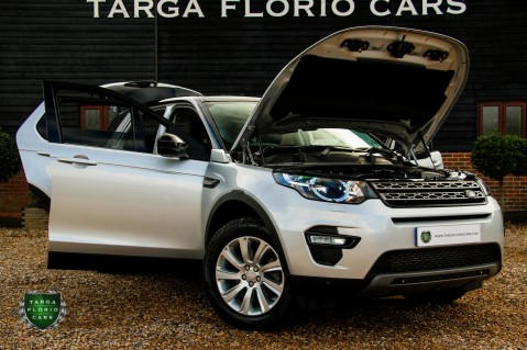 Land Rover Discovery Sport SD4 SE TECH 50