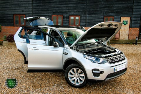Land Rover Discovery Sport SD4 SE TECH 37