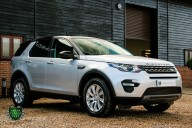 Land Rover Discovery Sport SD4 SE TECH 17
