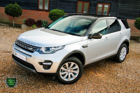Land Rover Discovery Sport SD4 SE TECH 21