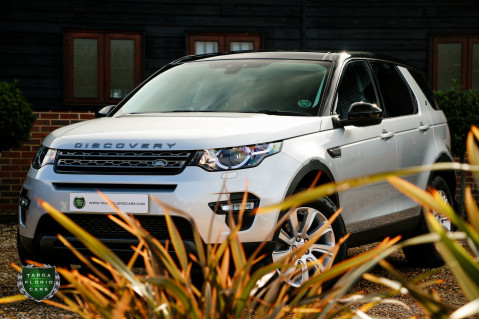Land Rover Discovery Sport SD4 SE TECH 24