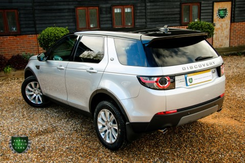 Land Rover Discovery Sport SD4 SE TECH 25