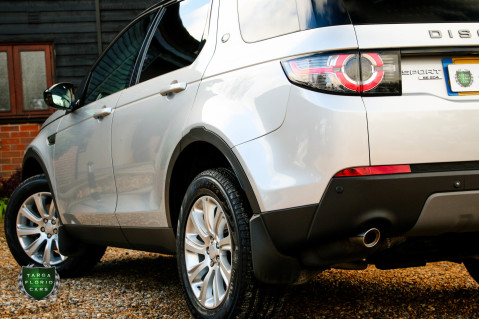 Land Rover Discovery Sport SD4 SE TECH 26
