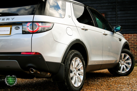 Land Rover Discovery Sport SD4 SE TECH 34