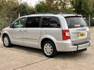 Chrysler Grand Voyager CRD LIMITED Wheelchair Accessible Vehicle WAV 7