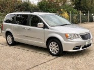 Chrysler Grand Voyager CRD LIMITED Wheelchair Accessible Vehicle WAV 11