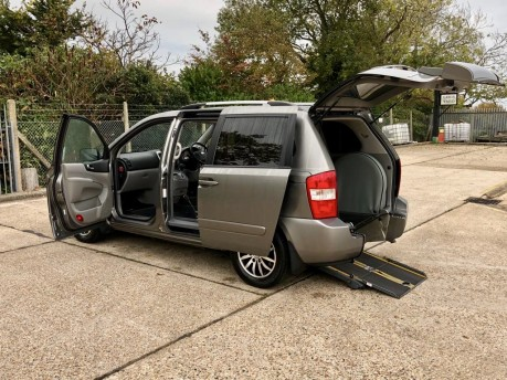 Kia Sedona 3 CRDI Wheelchair Accessible Vehicle