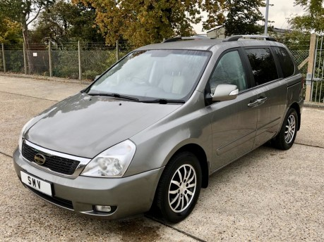 Kia Sedona 2011 3 CRDI Wheelchair Accessible Vehicle WAV 18