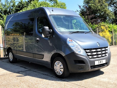 Renault Master MM33 SPORT DCI S/R