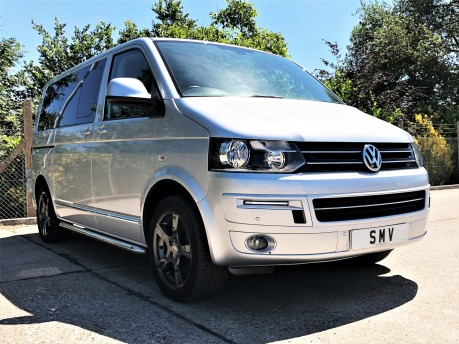 Volkswagen Caravelle EXECUTIVE TDI BLUEMOTION TECHNOLOGY