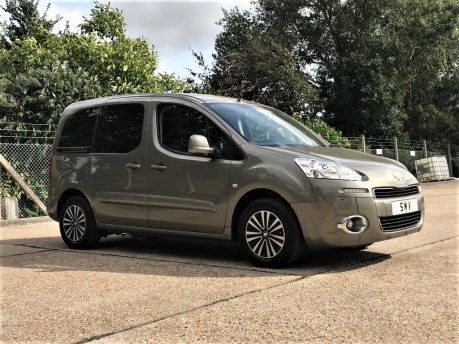Peugeot Partner TEPEE S Wheelchair Accessible Vehicle