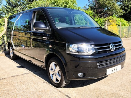 Volkswagen Caravelle SE TDI Wheelchair Accessible Vehicle 1