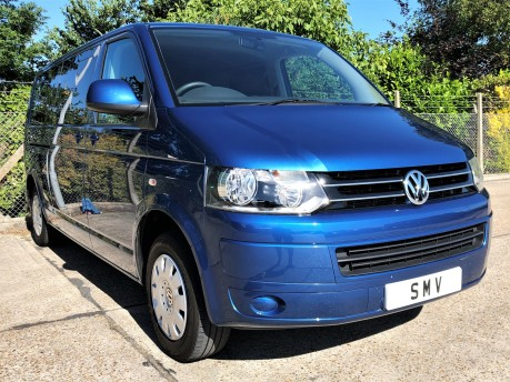 Volkswagen Transporter T30 TDI SHUTTLE SE Wheelchair Accessible Vehicle 1