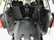 Vauxhall Zafira EXCLUSIV Wheelchair Accessible Vehicle 10