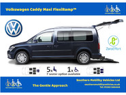 Volkswagen Caddy Maxi 2020 NEW & UNREGISTERED C20 LIFE TDI Wheelchair Accessible Vehicles WAVs 36