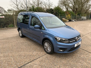 Volkswagen Caddy Maxi 2020 NEW & UNREGISTERED C20 LIFE TDI Wheelchair Accessible Vehicles WAV 3