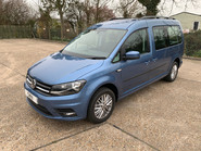 Volkswagen Caddy Maxi 2020 NEW & UNREGISTERED C20 LIFE TDI Wheelchair Accessible Vehicles WAV 1