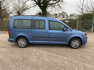 Volkswagen Caddy Maxi 2020 NEW & UNREGISTERED C20 LIFE TDI Wheelchair Accessible Vehicles WAV 25
