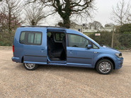 Volkswagen Caddy Maxi 2020 NEW & UNREGISTERED C20 LIFE TDI Wheelchair Accessible Vehicles WAV 26