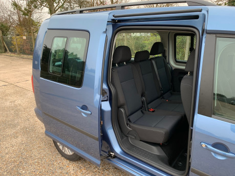 Volkswagen Caddy Maxi 2020 NEW & UNREGISTERED C20 LIFE TDI Wheelchair Accessible Vehicles WAV 27