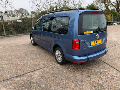 Volkswagen Caddy Maxi 2020 NEW & UNREGISTERED C20 LIFE TDI Wheelchair Accessible Vehicles WAV 28