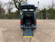 Volkswagen Caddy Maxi 2020 NEW & UNREGISTERED C20 LIFE TDI Wheelchair Accessible Vehicles WAV 6