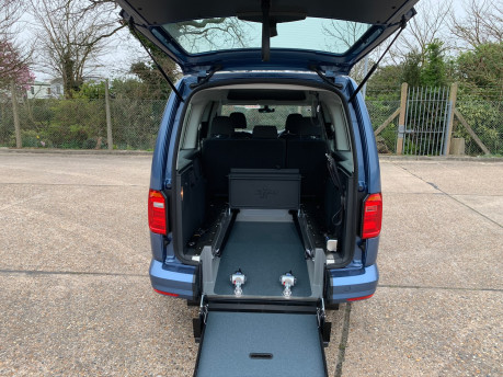 Volkswagen Caddy Maxi 2020 NEW & UNREGISTERED C20 LIFE TDI Wheelchair Accessible Vehicles WAV 31