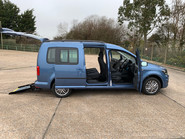 Volkswagen Caddy Maxi 2020 NEW & UNREGISTERED C20 LIFE TDI Wheelchair Accessible Vehicles WAV 36