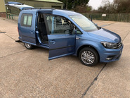 Volkswagen Caddy Maxi 2020 NEW & UNREGISTERED C20 LIFE TDI Wheelchair Accessible Vehicles WAV 38