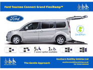 Ford Grand Tourneo Connect 2020 Titanium NEW & UNREGISTERED Wheelchair Accessible Vehicle WAV 38