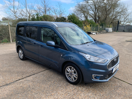 Ford Grand Tourneo Connect 2020 Titanium NEW & UNREGISTERED Wheelchair Accessible Vehicle WAV 3