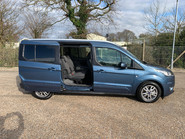 Ford Grand Tourneo Connect 2020 Titanium NEW & UNREGISTERED Wheelchair Accessible Vehicle WAV 36