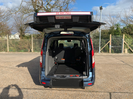Ford Grand Tourneo Connect 2020 Titanium NEW & UNREGISTERED Wheelchair Accessible Vehicle WAV 5