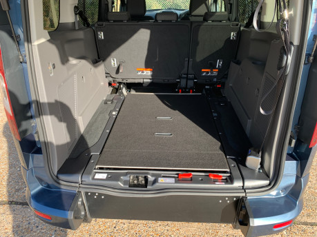 Ford Grand Tourneo Connect 2020 Titanium NEW & UNREGISTERED Wheelchair Accessible Vehicle WAV 6