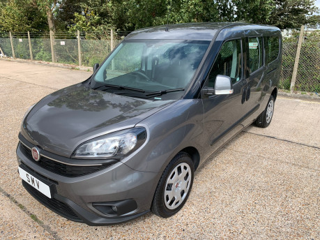 Fiat Doblo 2020 NEW & UNREGISTERED SX Maxi LWB wheelchair accessible vehicle WAV 1